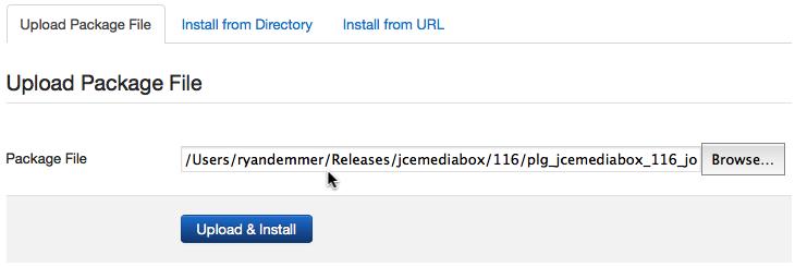 joomla3 mediabox install